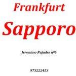 Frankfurt-Sapporo