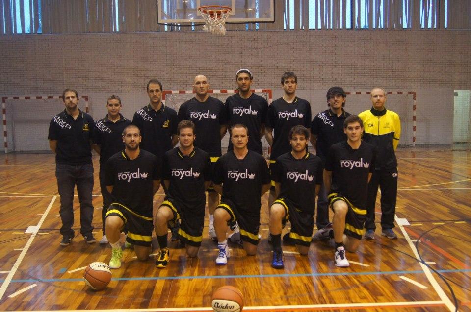 Senior A Temporada 2012-2013 Copa Catalunya