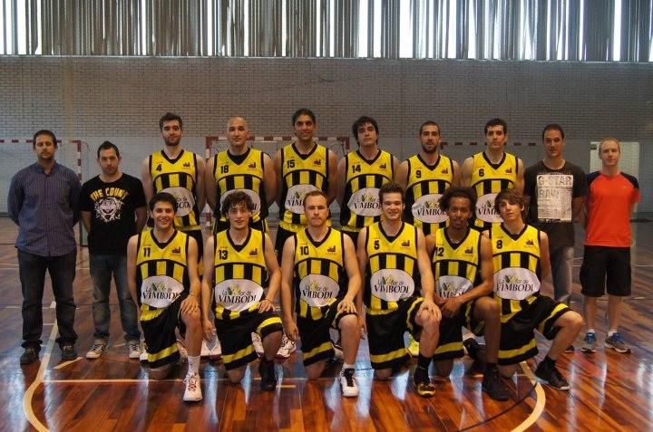 Senior A Temporada 2011-2012 a Primera Catalana