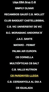 Equips EBA C-B