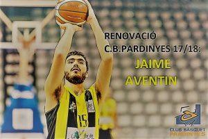 Renovació Jaime Aventín Cb Pardinyes