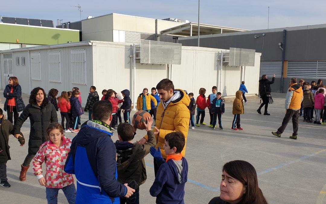 Visitem l'escola La Creu de Torrefarrera