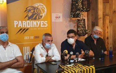 Pere Roqué, nou president del CB Pardinyes-Lleida