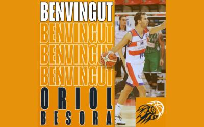 Oriol Besora, talent i treball a les ordres d'en Gerard Encuentra