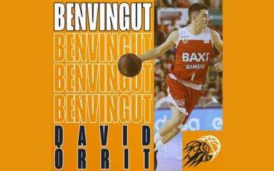 David Òrrit, primera novetat