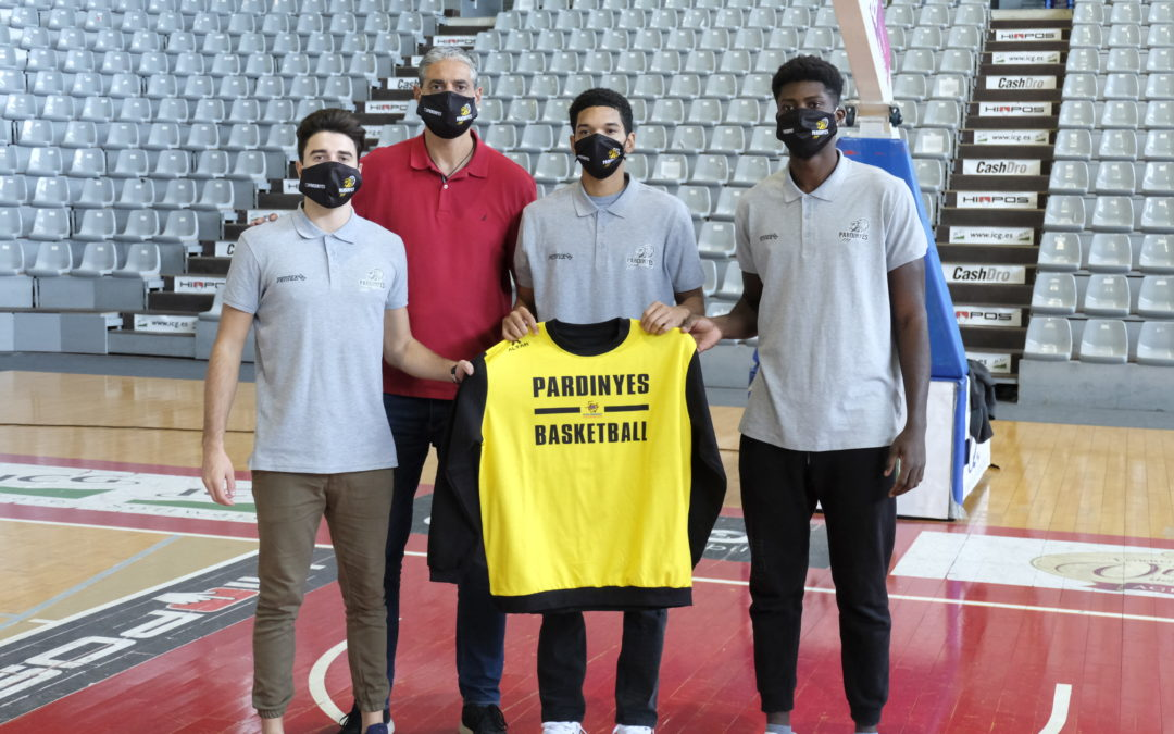 Joventut i competitivitat en el nou CB Pardinyes-Lleida